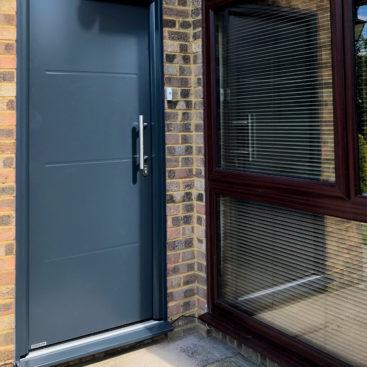 Hormann Thermo46 Entrance Door