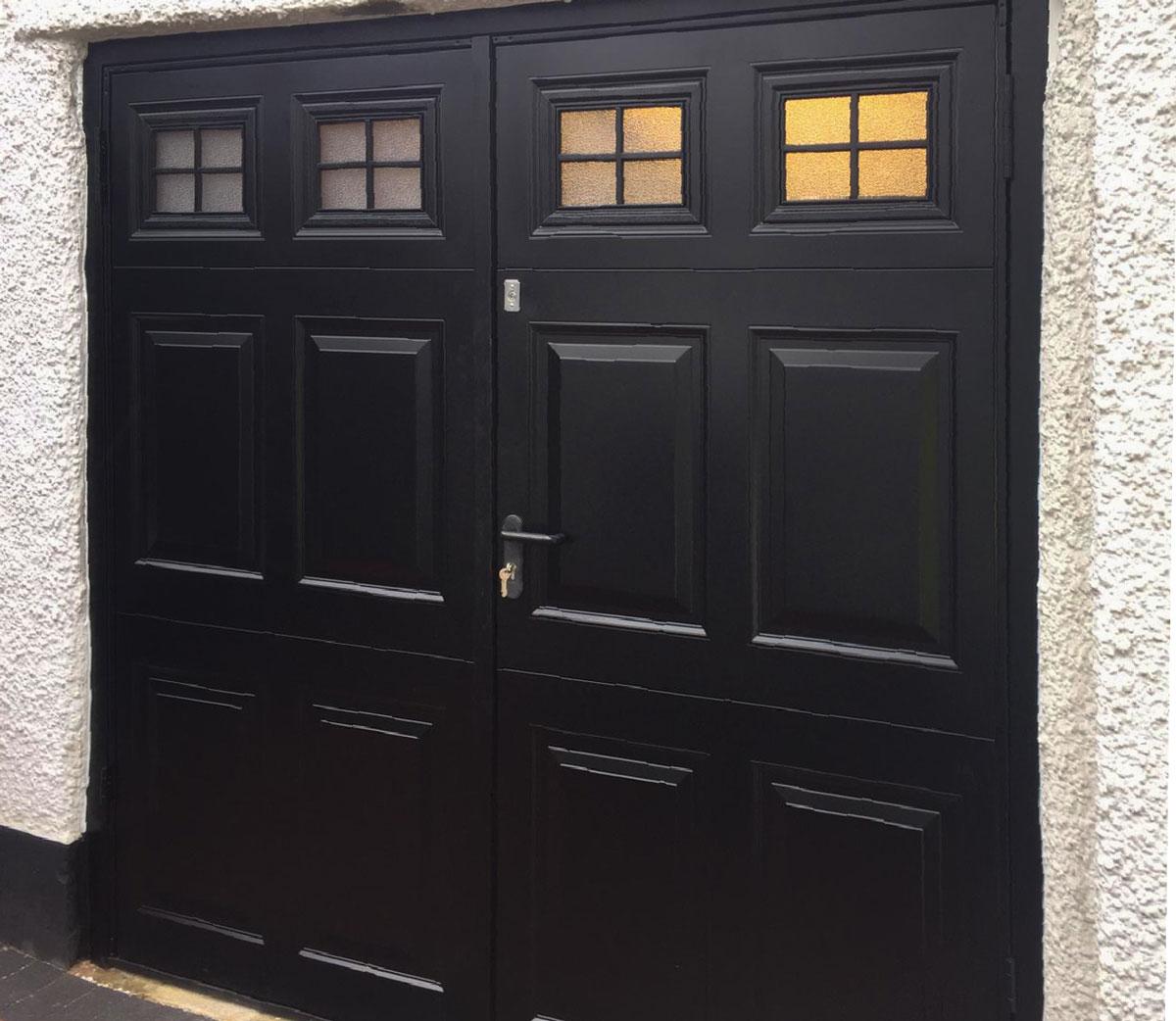 Garador Beautmont / Hormann Promatic / Side-Hinged Garage Door