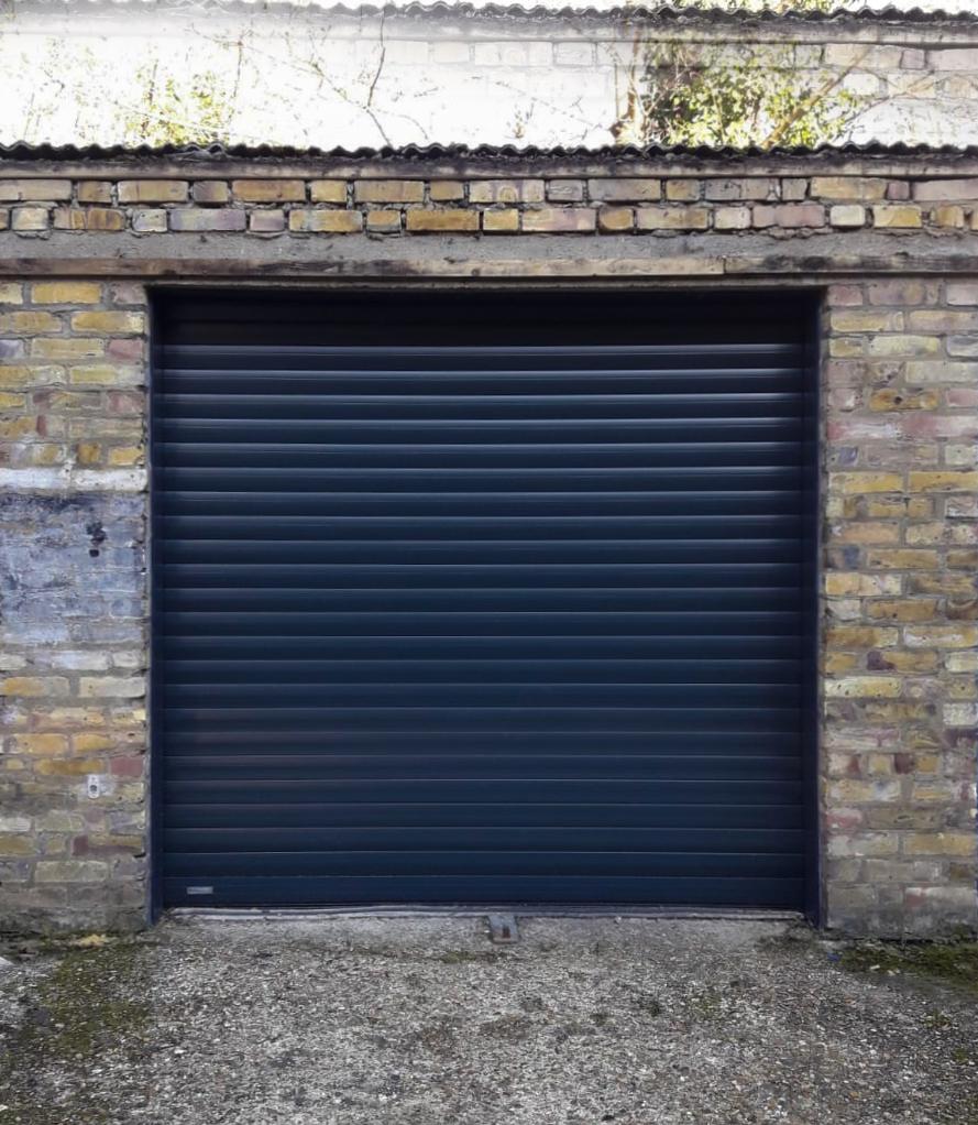 SWS Seceuroglide Classic Roller Garage Door