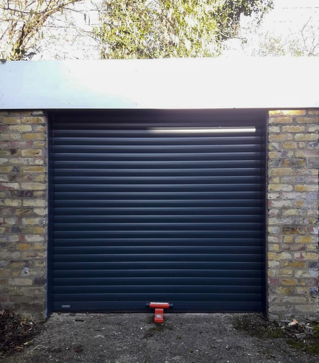 SWS Seceuroglide / Garage Defender / Classic Roller Garage Door