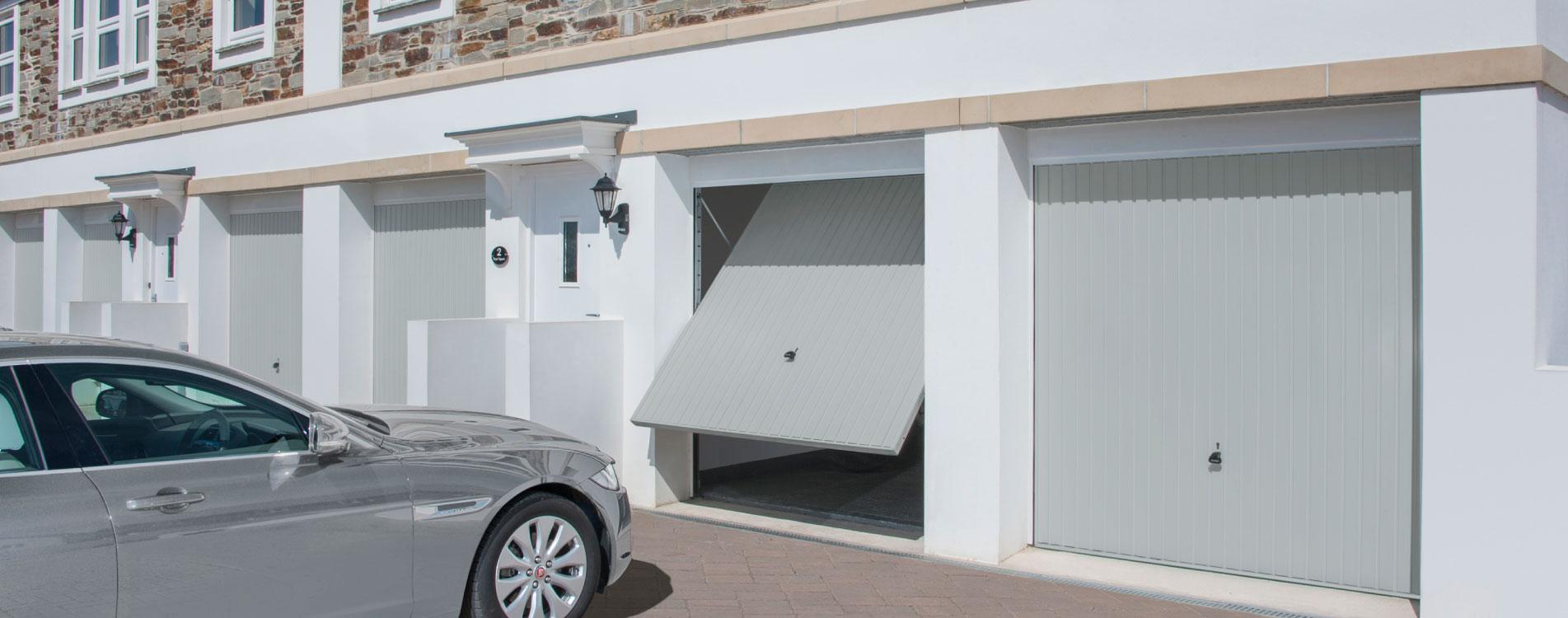 Garador Up & Over Garage Doors