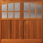 Wooden Garage Door Buckingham Taplow