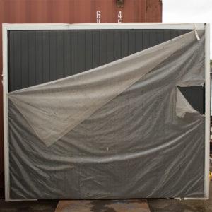 Wessex-York-Canopy-Garage-Door-Anthracite-Black