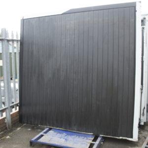 Wessex-York-Retractable-Garage-Door-Ebony