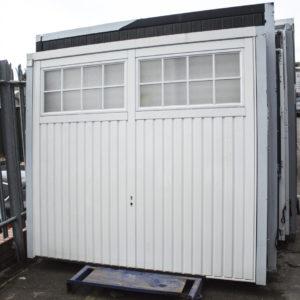Hormann-Ilkley-Retractable-Garage-Door-White