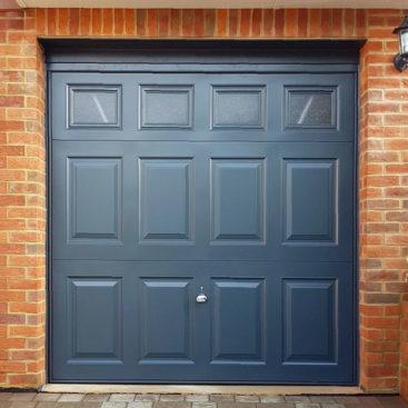 GaradorBeaumont Steel Canopy Garage Door
