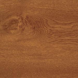 Hormann LPU42 S-Panelled in Golden Oak Decograin