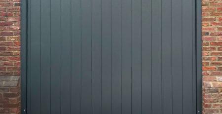 Woodrite Northwold Retractable Garage Door
