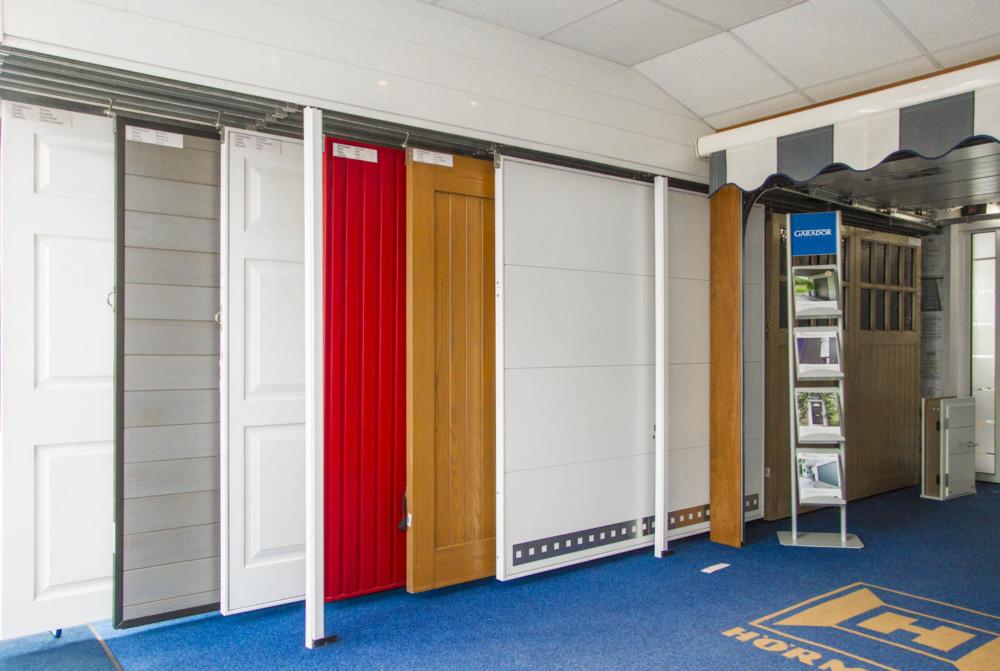 Access Garage Doors - New Malden showroom