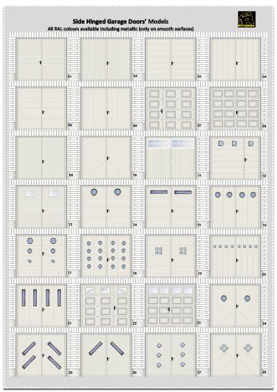 Download A Brochure Manufacturers Access Garage Doors