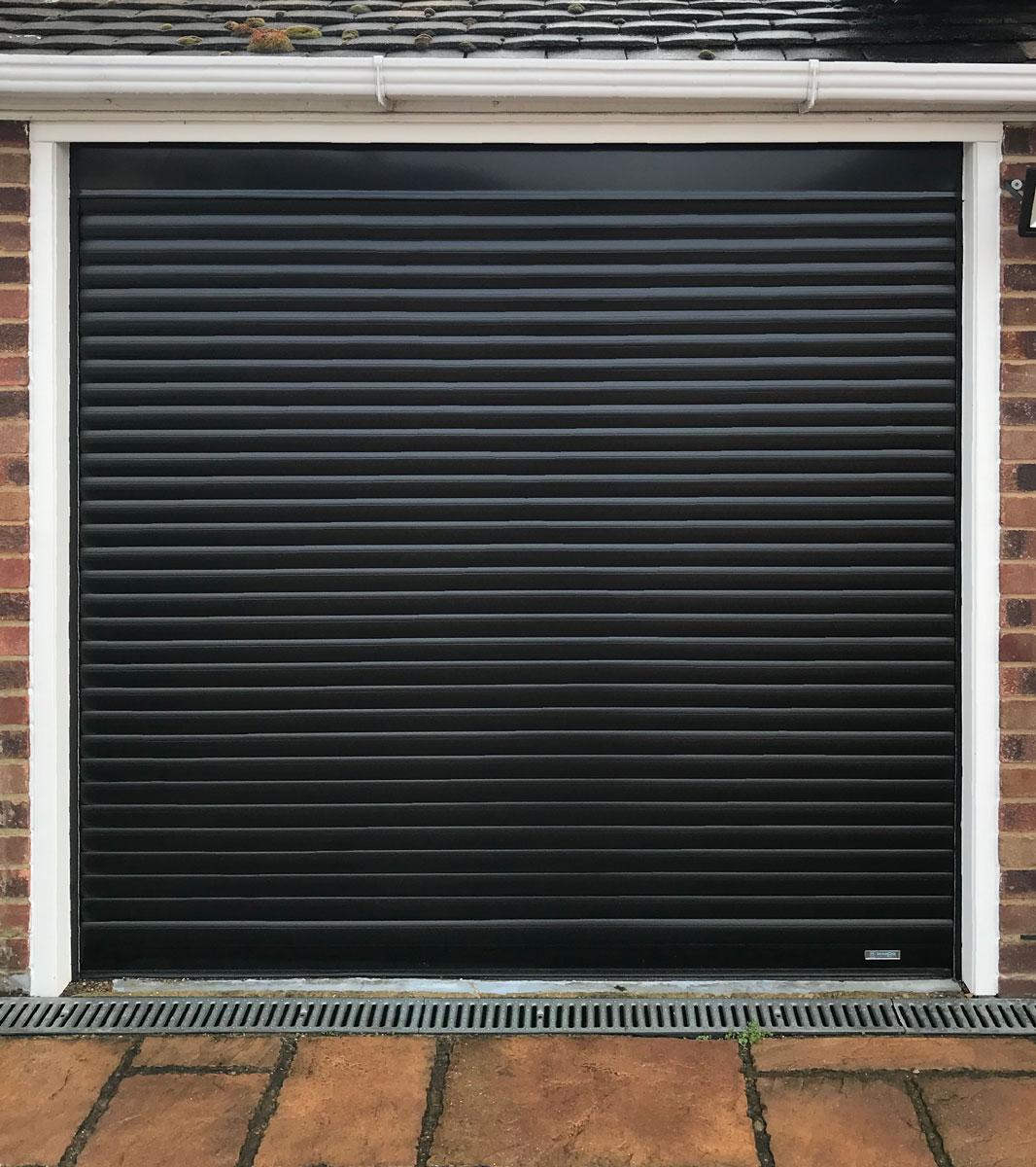 SWS Seceuroglide Compact Roller Garage Door
