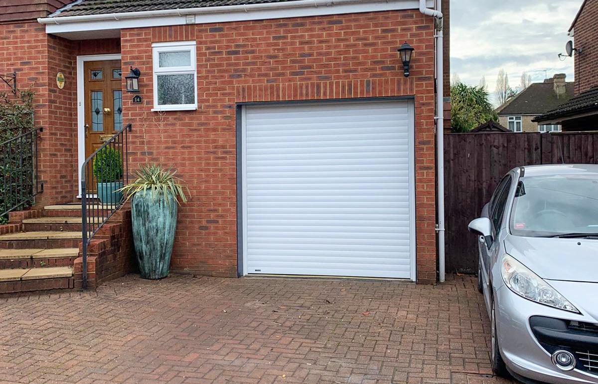 SWS SeceuroGlide Insulated Roller Garage Door