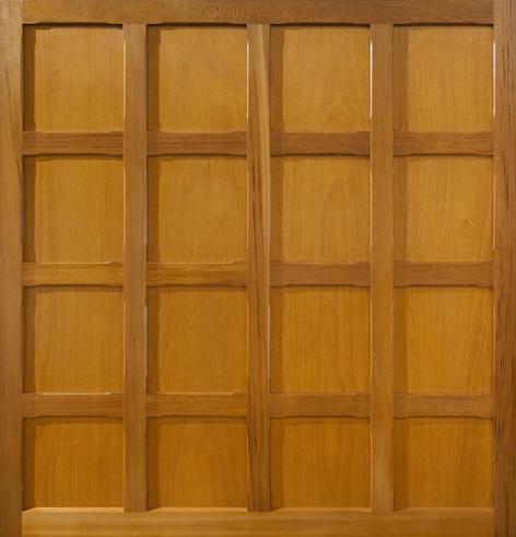 Wooden Garage Door Somerset Appley