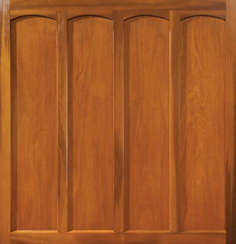 Wooden Garage Door Somerset Chard