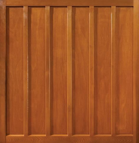 Wooden Garage Door Somerset Churchill