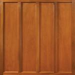 Wooden Garage Door Somerset Standerwick