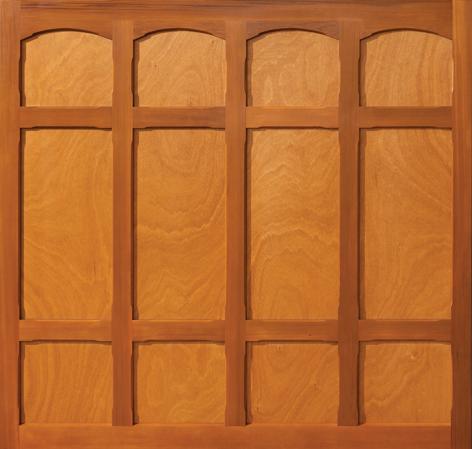 Wooden Garage Door Somerset Taunton