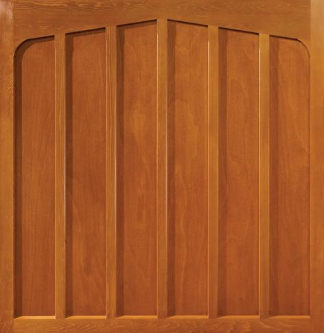 Wooden Garage Door Somerset Tickenham