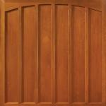 Wooden Garage Door Somerset Washford