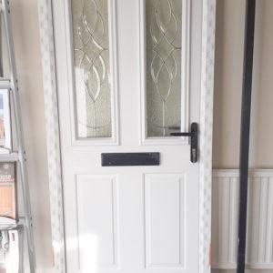 Truedor Cezanne TR04 Composite Front Door