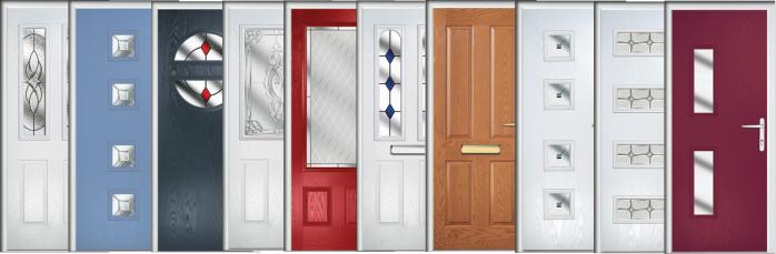 Thermo comp doors