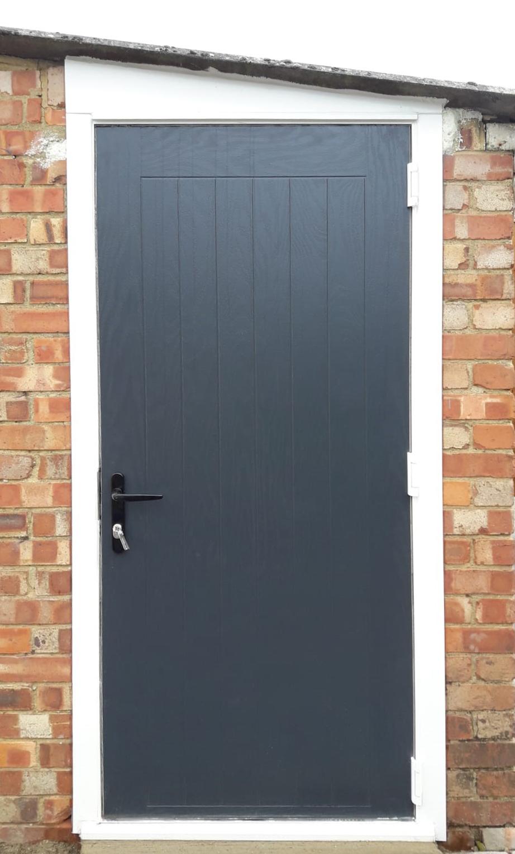 Truedor TR1H Insulated Composite Personnel Side Door