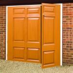GRP/FIBREGLASS SIDE HINGED GARAGE DOORS