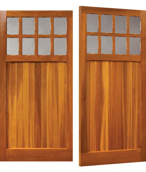 Woodrite Bierton Garage Door