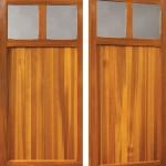Woodrite Coleshill Garage Door