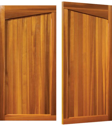 Woodrite Gawcott Garage Door