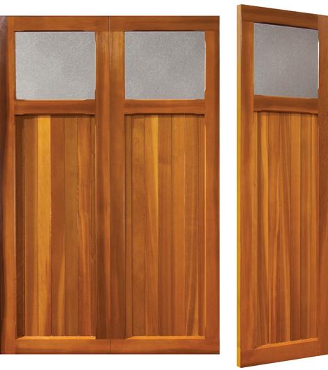 Woodrite Ickford Garage Door