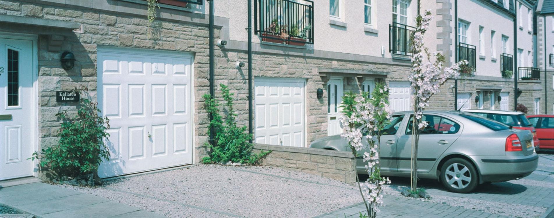 ABS up and over garage doors