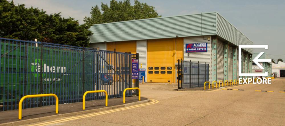 Access Garage Doors - Upminster showroom