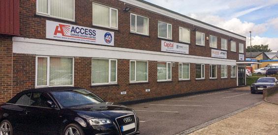 Access Garage Doors head office
