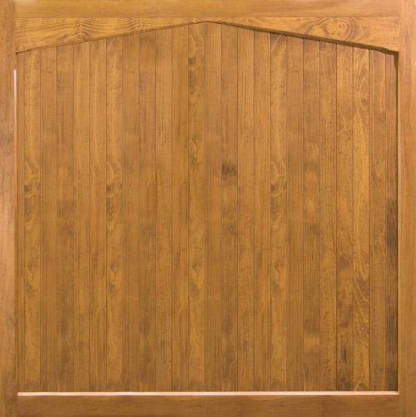 Thetford Harling Up and Over Wooden Garage Door