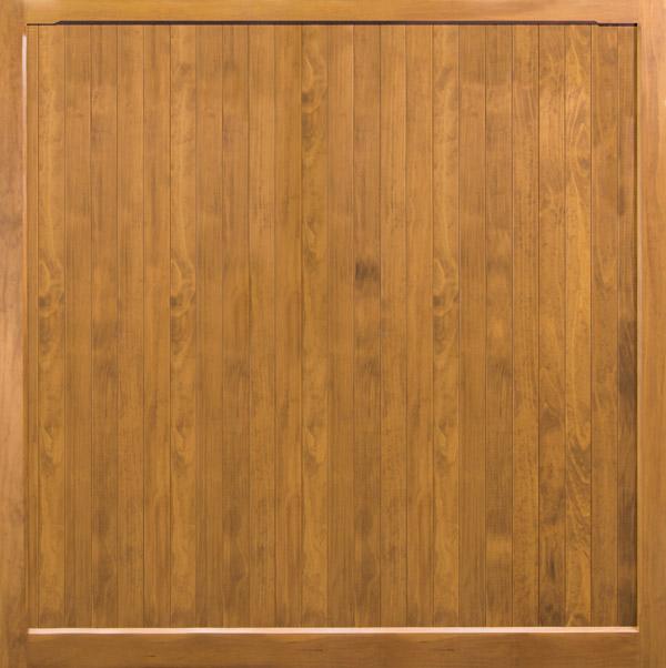 Thetford Ingham Up and Over Wooden Garage Door
