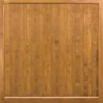 Thetford Northwold Up and Over Wooden Garage Door