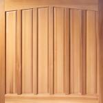 Wooden Garage Door Buckingham Adstock