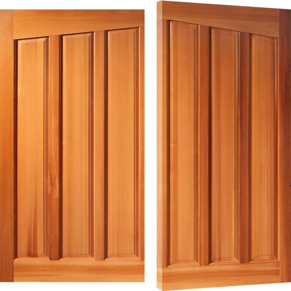 Woodrite Adstock Garage Door
