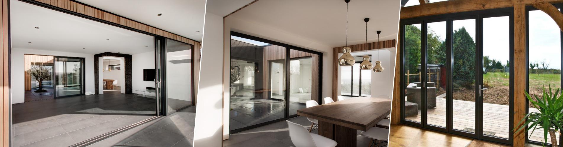 Bifold & sliding doors
