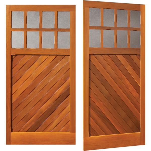 Woodrite Bledlow Garage Door