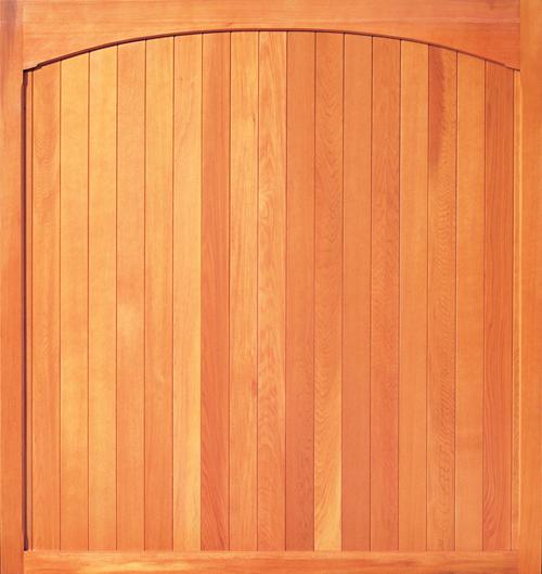 Wooden Garage Door Buckingham Chartridge