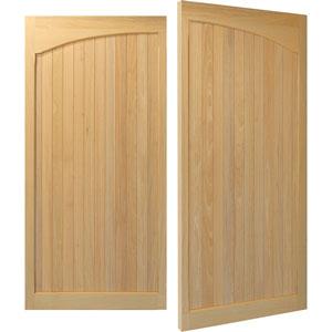 Woodrite Claverdon Garage Door