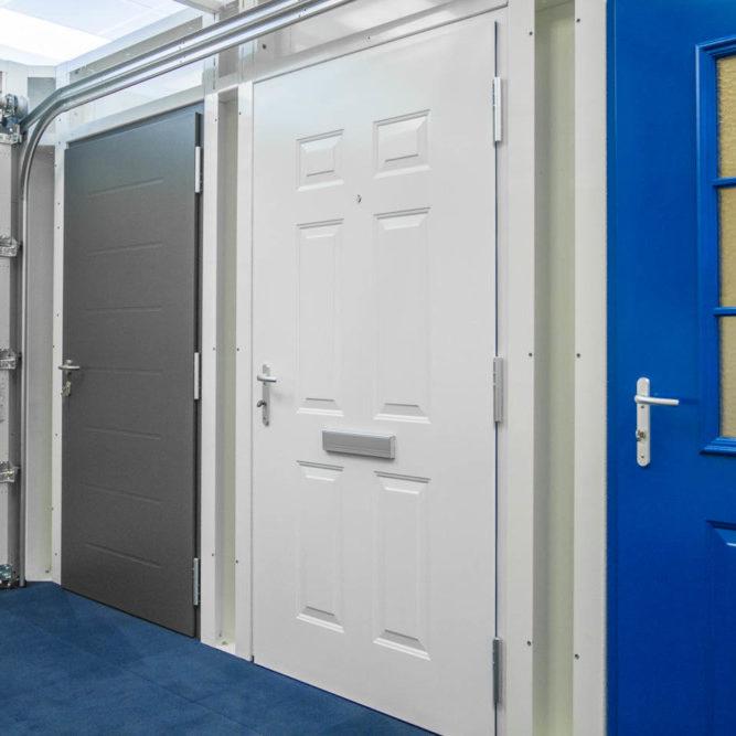 Croydon front doors