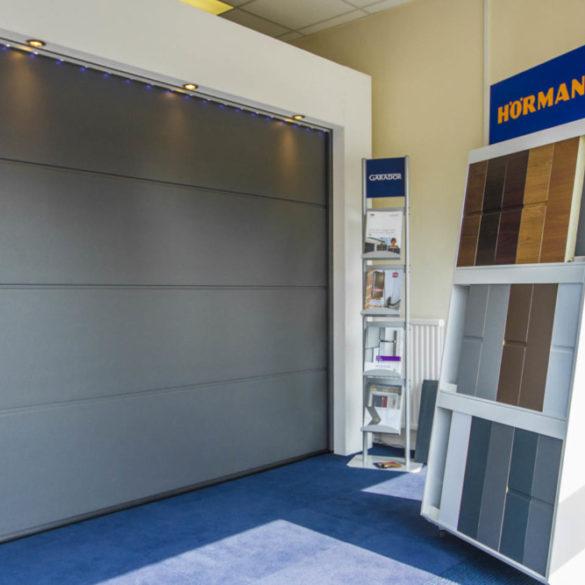 Croydon sectional doors