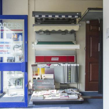 Croydon showroom