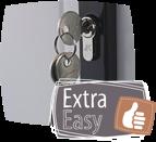 DuraPass Door Easy Access