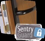 DuraPass Door Sentry Guard