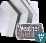 DuraPass Door Weather Shield