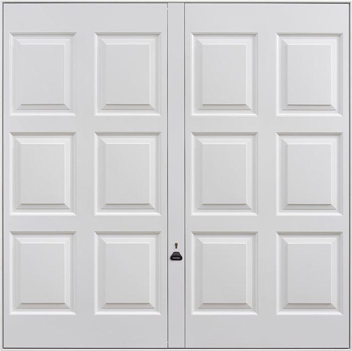 Upvc Up And Over Garage Doors Access Garage Doors